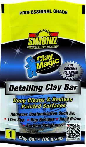 Simoniz S57 Perfect Finish Detailing Clay Bar