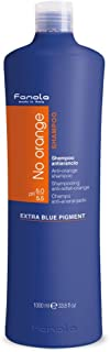 Fanola No Orange Shampoo, 33.8 fl oz