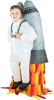 Bodysocks Kids Inflatable Jetpack Fancy Dress Costume