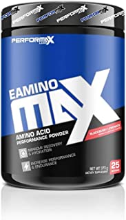 Performax Labs EAminoMax Amino Acid Performance Powder | 7 Total Grams of BCAA Branched Chain Amino Acids & Essential Amin...