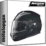 GREX BY NOLAN CASCO MOTO MODULARE G9.1 EVOLVE KINETIC METAL NERO 021 TG. L