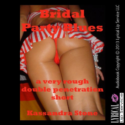 Bridal Party Blues audiobook cover art