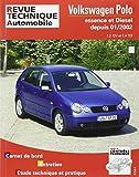 Revue Technique Automobile, CIP 683.1 : Volkswagen Polo Essence et Diesel depuis...