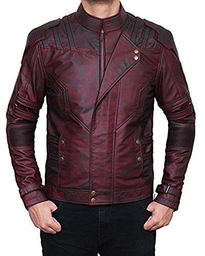 Guardians of The Galaxy 2 Star Lord Jacke - Chris Pratt Jacke (M/Chest = 40