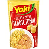 Potato Sticks Yoki - 4.9 oz   Batata Palha Yoki - 140g - (PACK OF 01)