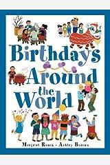 Birthdays Around the World Hardcover