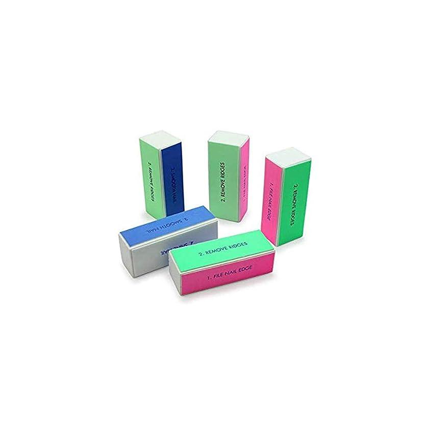 満たすタウポ湖有用持ち運びが簡単ネイルポリッシュ ブロック ネイルツール 5個セット 4面 ブロックバッファー 爪やすり 爪磨き ネイルシャイン ポンジ 製 マニキュアツール 5本セット ネイルアート マニキュア製品