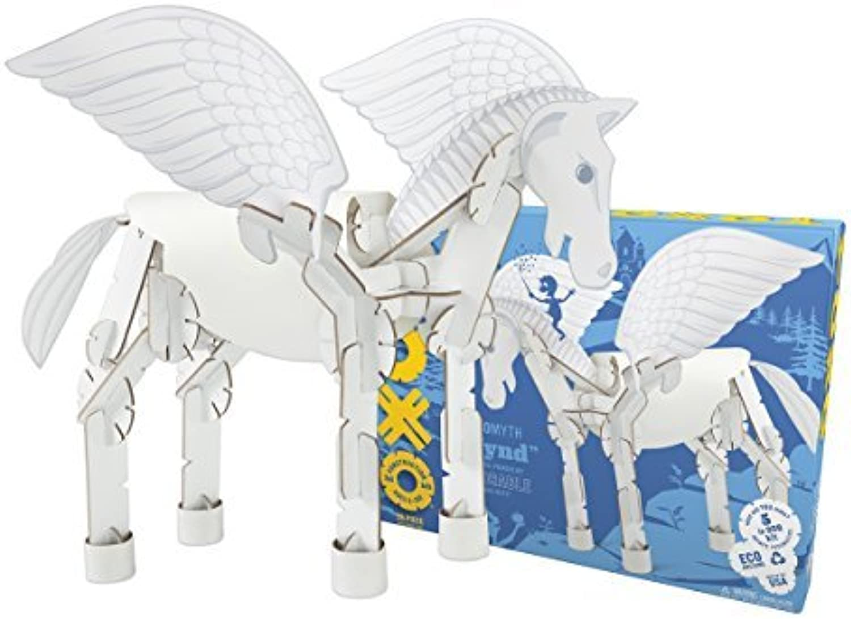 YOXO Wynd Pegasus Creative Building Toy by YOXO