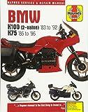 BMW K100 & 75 (Haynes Service and Repair Manual, Band 1373)