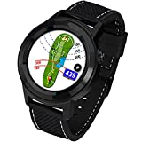 Best Golf Watches - Golf Buddy Aim W11 Golf GPS Watch, Premium Review
