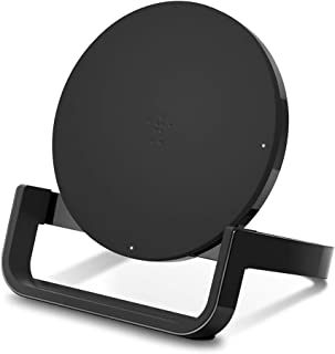Belkin F7U052auBLK BOOSTUP Wireless Charging Stand 10W, Black
