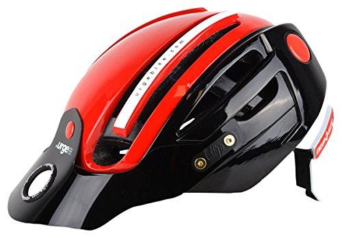 Brooks Casco da bicicletta per adulti Endur-o-matic–2, Unisex, Fahrradhelm Endur-O-Matic 2, nero, L/XL