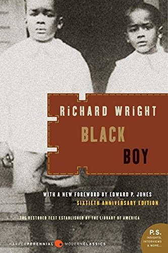 Black Boy (american Hunger) - A Record Of Childhood And Youth, The Restored Text established by the Library of America