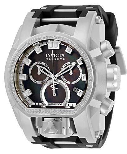 Invicta - Reloj cronógrafo suizo de 52 mm Bolt Zeus Magnum de...