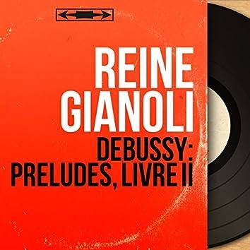 Debussy: Préludes, Livre II (Mono Version)