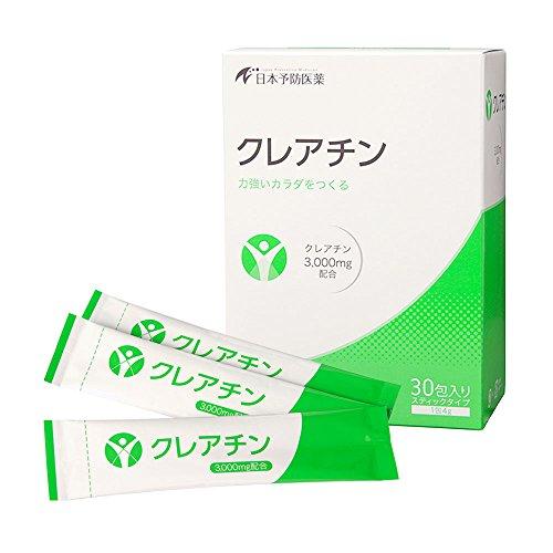 1位 日本予防医薬『クレアチン』