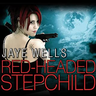Red-Headed Stepchild audiobook cover art
