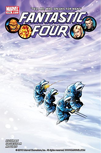 Fantastic Four (1998-2012) #576 (English Edition)