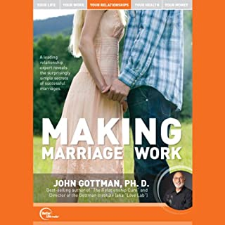 Making Marriage Work (Live) cover art