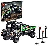 LEGO 42129 Technic Camión de Trial 4x4 Mercedes-Benz Zetros, Coche Radiocontrol Todoterreno de la Serie de Vehículos Controlada por App, Juguete para Niños