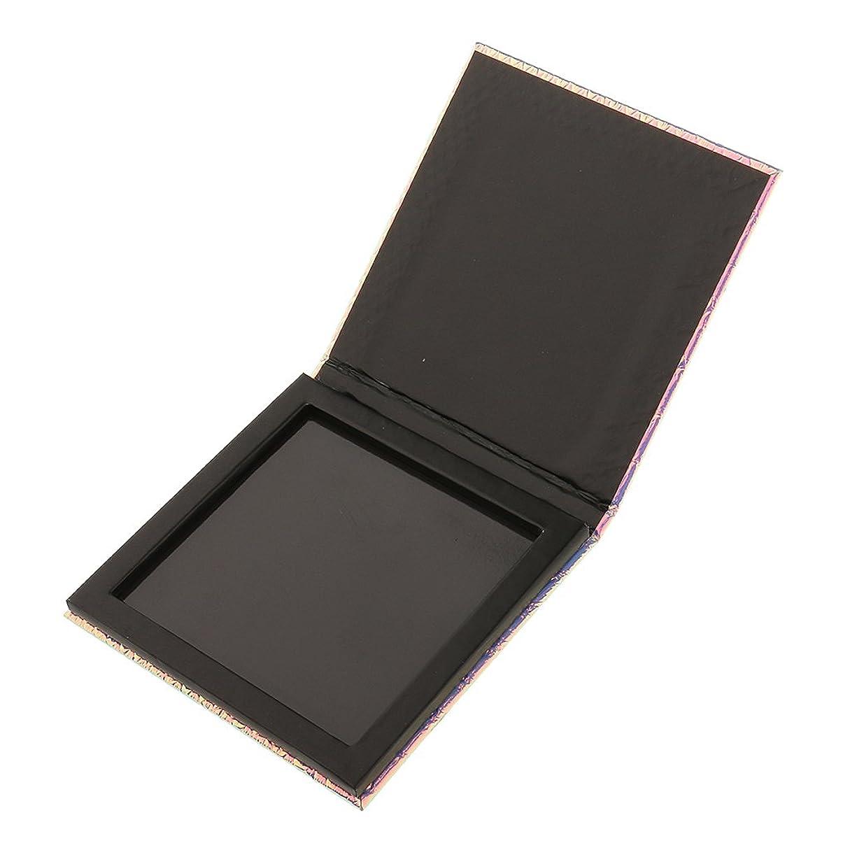 肘掛け椅子クレタフロントKesoto 磁気パレットボックス 空の磁気パレット 化粧品ケース メイクアップ コスメ 収納 ボックス 旅行 出張 化粧品DIY 全2サイズ選べ - 10x10cm