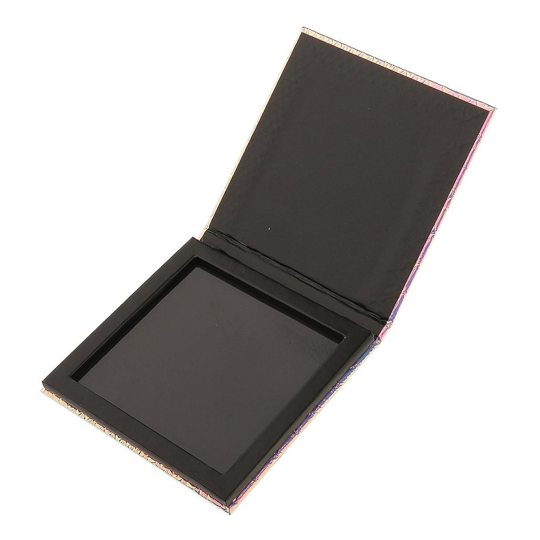 換気するエラーコーンPerfk 磁気パレットボックス 空の磁気パレット メイクアップ コスメ 収納 ボックス 化粧品ケース 化粧品DIY 全2サイズ選べ - 10x10cm