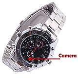 M S TECH Rich Look SPY Wrist Watch Camera Wireless Hidden Camcorder HD