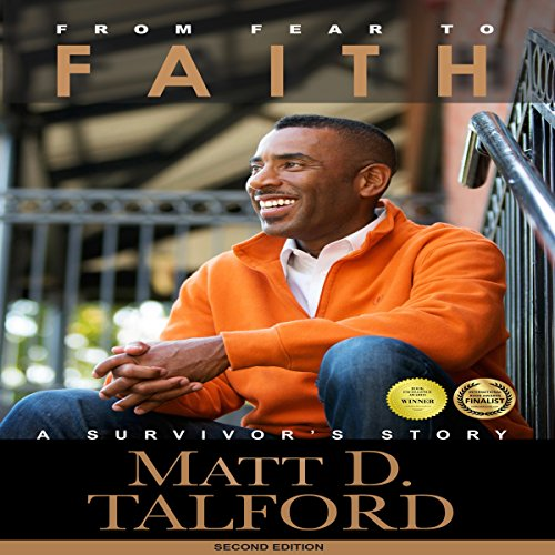 From Fear to Faith audiobook cover art