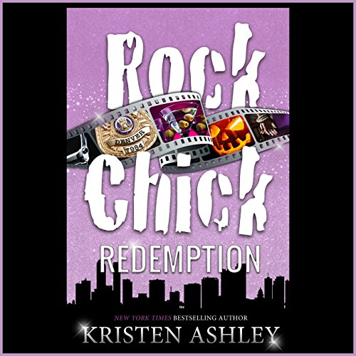 Rock Chick Redemption audiobook cover art