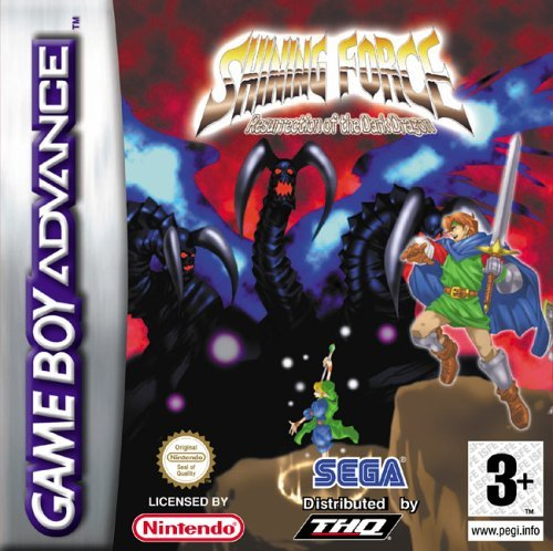 Shining Force: Resurrection of the Dark Dragon (GBA) by THQ
