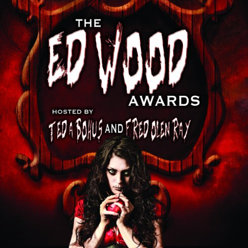 The Ed Wood Awards audiobook cover art