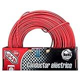 Cable Calibre 12 THW-LS/THHW-LS 100 m Rojo