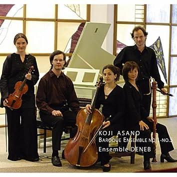 Baroque Ensemble No. 1 - No. 5