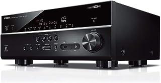 Yamaha RX-V685 7.2 Channel 4K Ultra HD Network AV Receiver with MusicCast - Black - Black