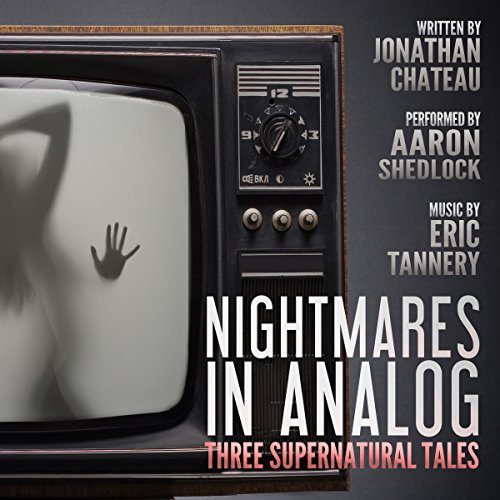 Nightmares in Analog audiobook cover art