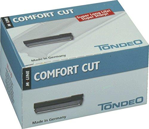 Tondeo Comfort Cut (10x10), 1er Pack (1 x 100 Stück)