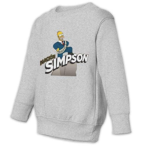 Henrnt Children Padre de los Sim_psons - Suéter de moda para actividades al aire libre