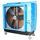 Maxx Air Portable Evaporative Cooler | Massive Square Foot Cooling with Variable Speed | Made in The USA (48')