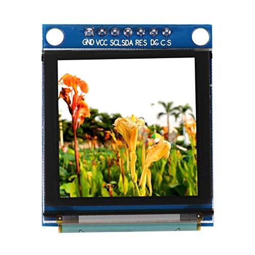 Módulo de Pantalla OLED, módulo OLED, Dispositivo de Salud Inteligente de teléfono móvil con función de 1,5 Pulgadas para MP3 DIY