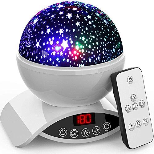 Image of Star Projector Night Light...: Bestviewsreviews