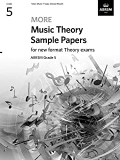 More Music Theory Sample Papers, ABRSM Grade 5
