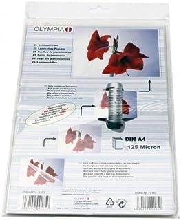 Olympia 9185 - Fundas para plastificar