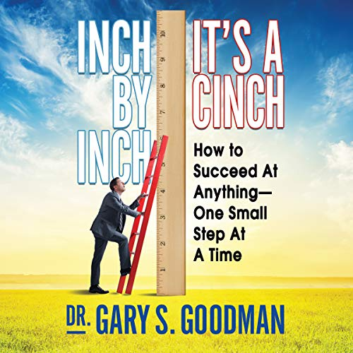 Inch by Inch It's a Cinch audiobook cover art