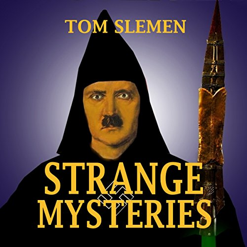 Strange Mysteries audiobook cover art
