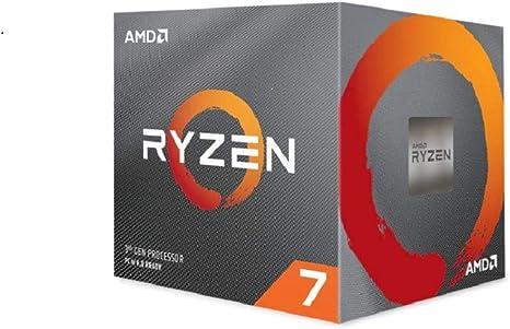 Amd Ryzen 7 3800x 4 5ghz Am4 36mb Cache Wraith Prism Computer Zubehör