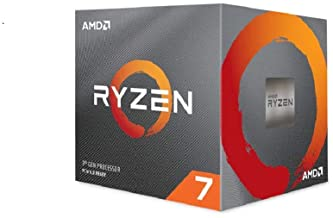 AMD Ryzen 7 3800X 8-Core, 16-Thread Unlocked Desktop...