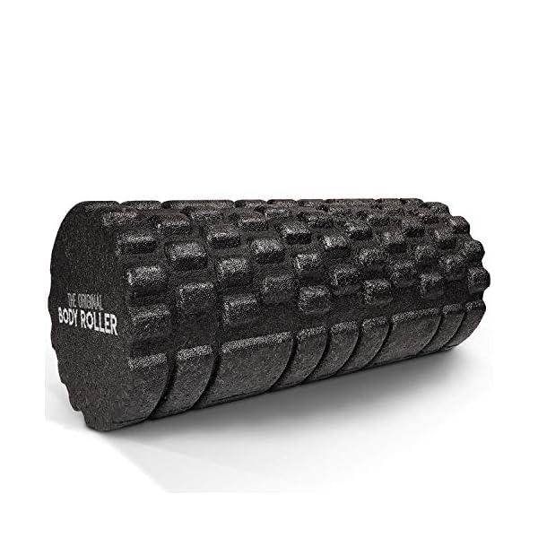 The Original Body Roller – High Density Foam Roller Massager for Deep Tissue...