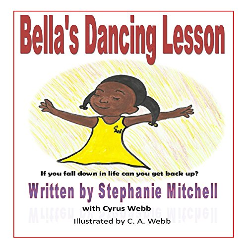 Bella's Dancing Lesson audiobook cover art
