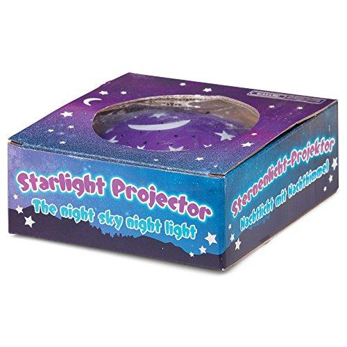 Fan-tastik Starlight Projector Lampada Proiettore Di Luna E Stelle altro materiale Viola