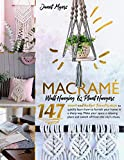 Macramè: Wall Hanging&Plant Hangers-147Smart and Budget-Friendly steps to quickly learning how to furnish your home in a sharp way.Make your space a relaxing ... place and switch off from the city's chaos